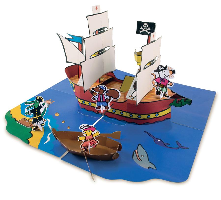 Maisy Pirate Ship