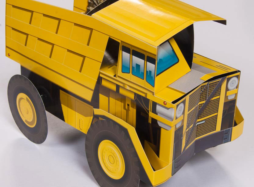 Pop truck
