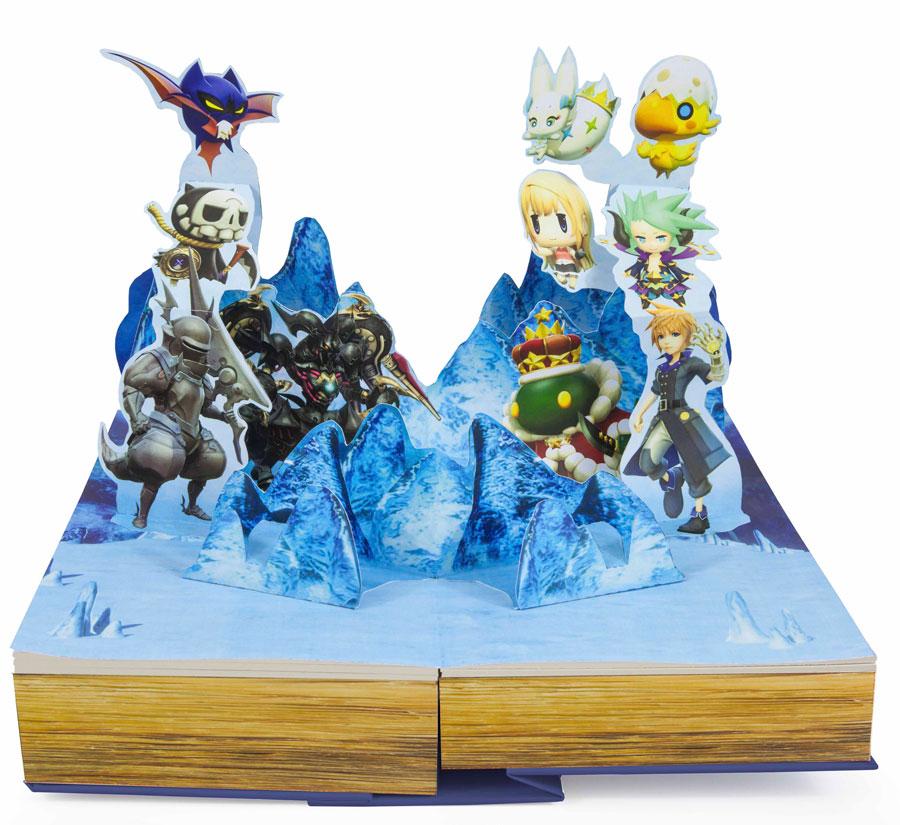Square Enix – Final Fantasy