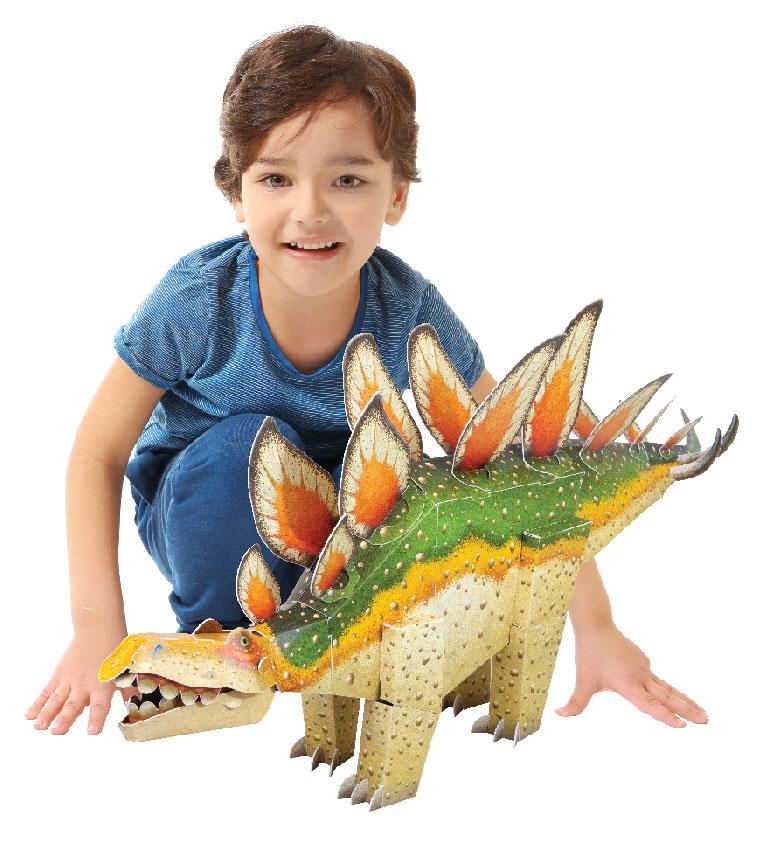 Stegosaurus Giant Model