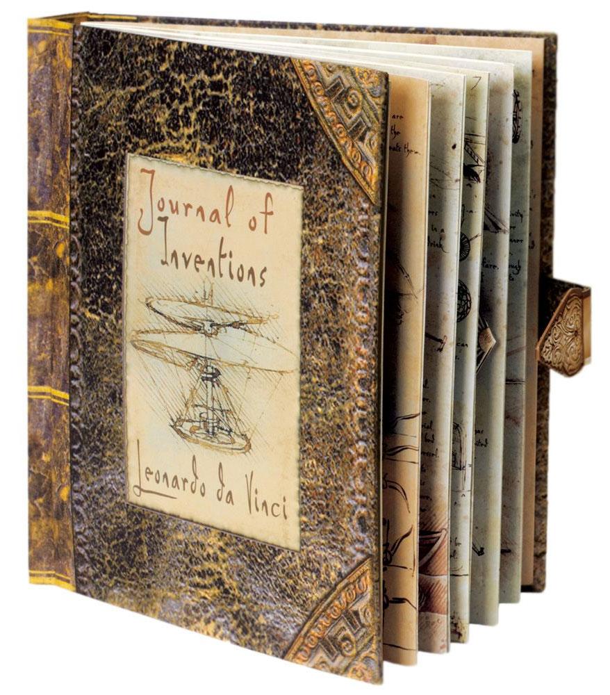 Leonardo - Journal of Inventions